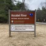 Sign for Assabet River Wildlife Refuge