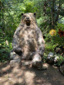 secret garden bear