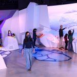 Arctic Exhibit at Museum of Science